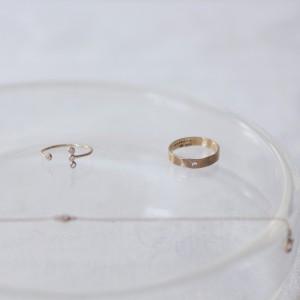 Twinkleシリーズ  ring , bracelet
